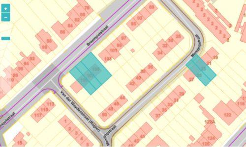 PT 16: Memlingstraat +Breemputstraat - renovatie 5 woningen