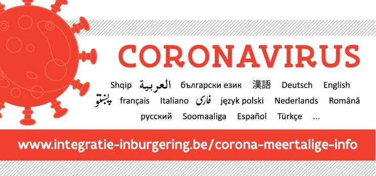 linkafbeelding intergratie-inburgering meertalige Corona info