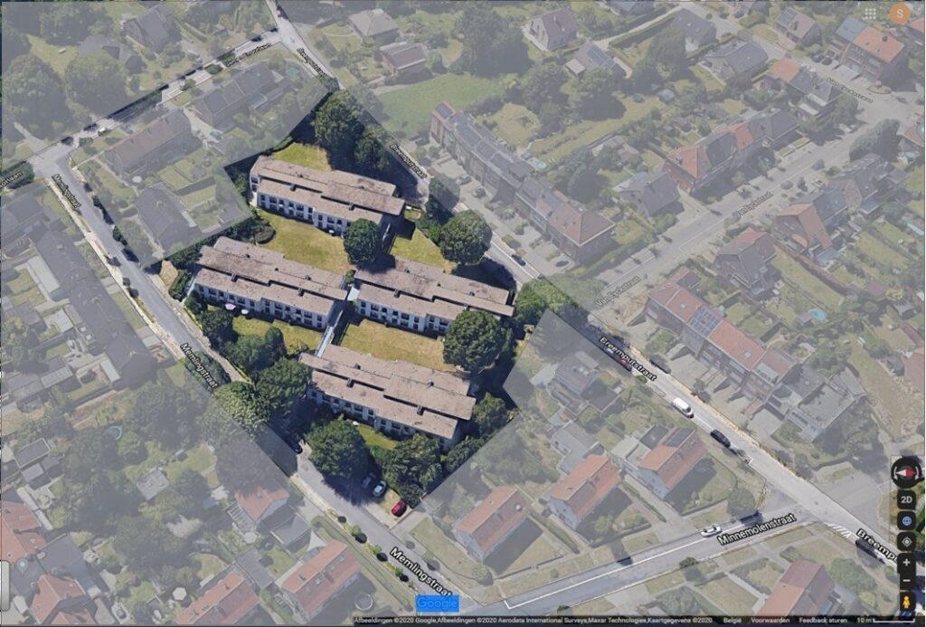 luchtfoto Breemputhof